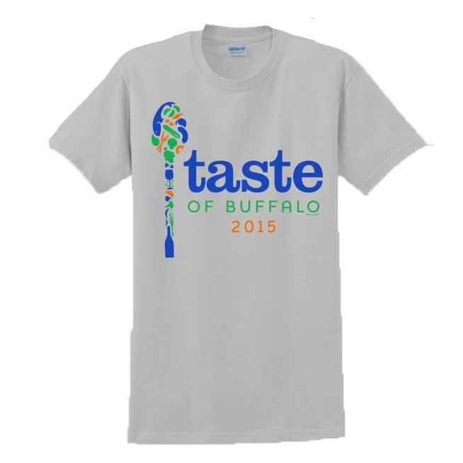 Official Taste of Buffalo Shirt
